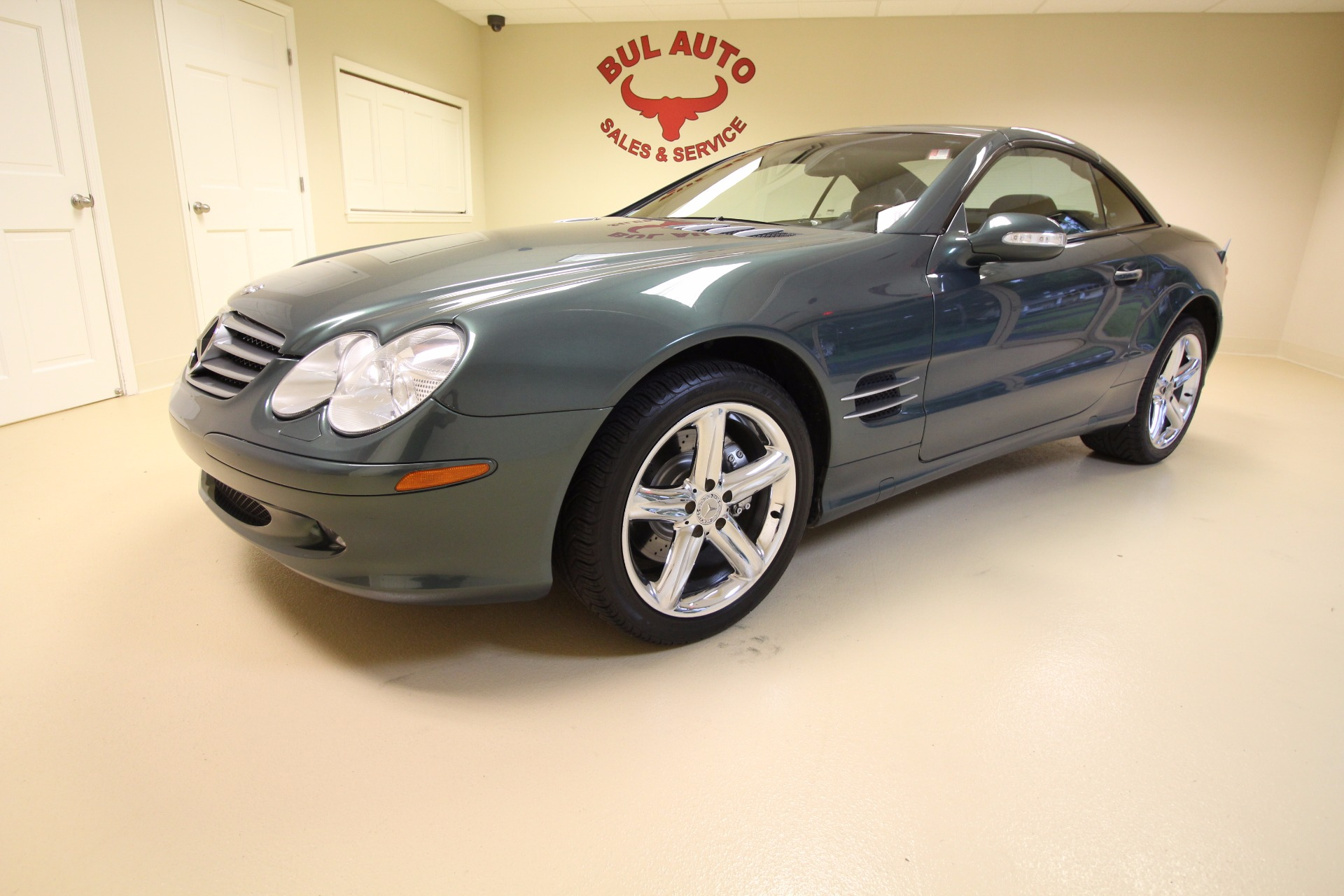 2003 mercedes benz sl class sl500 stock 17121 for sale for Mercedes benz albany ny