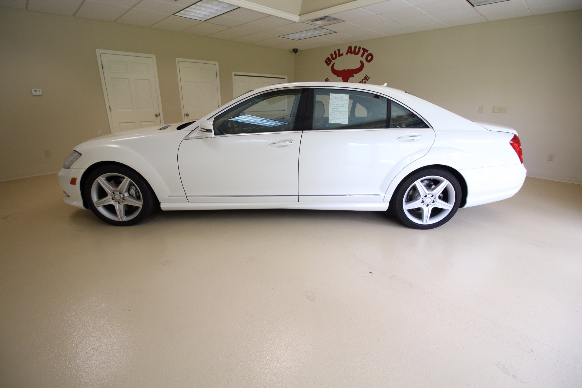 2011 Mercedes-Benz S-Class S550 4-MATIC Stock # 17115 for sale near