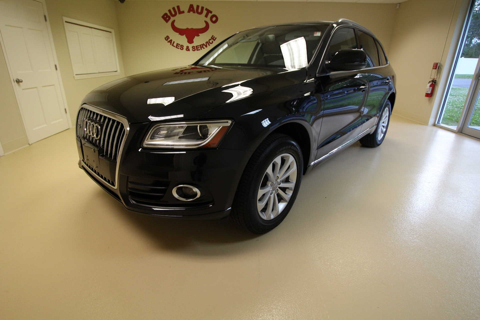 2015 audi q5 2 0t premium plus quattro stock 17127 for sale near albany ny ny audi dealer. Black Bedroom Furniture Sets. Home Design Ideas