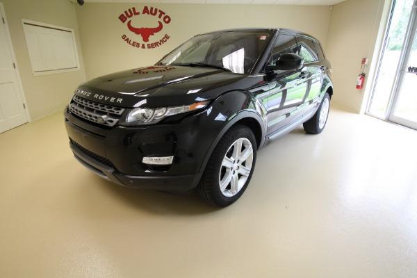 Used 2015 Land Rover Range Rover Evoque-Albany, NY