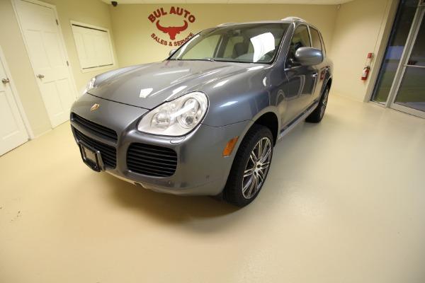 Used 2006 Porsche Cayenne-Albany, NY