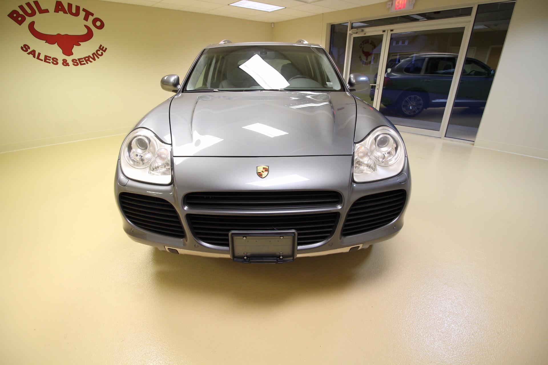 Used 2006 Porsche Cayenne Turbo | Albany, NY