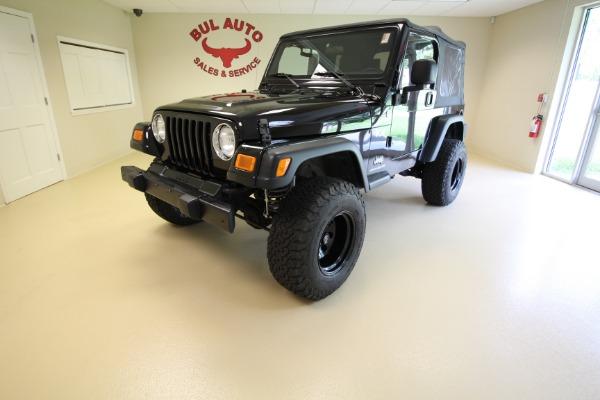 Used 2006 Jeep Wrangler-Albany, NY