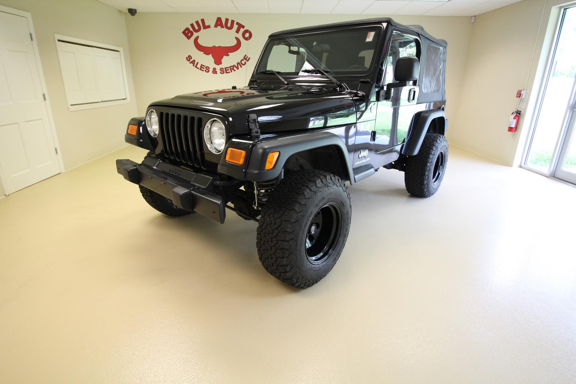 Marvelous Used 2006 Jeep Wrangler X | Albany, NY