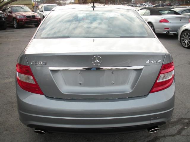 2011 Mercedes-Benz C-Class C300 4MATIC SPORT Stock # 11232