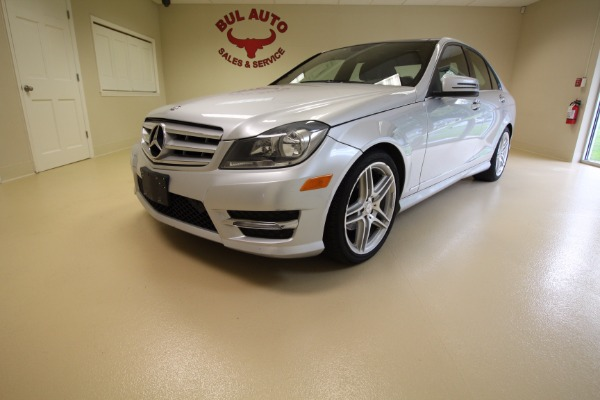Used 2012 Mercedes-Benz C300 Sport 4Matic-Albany, NY