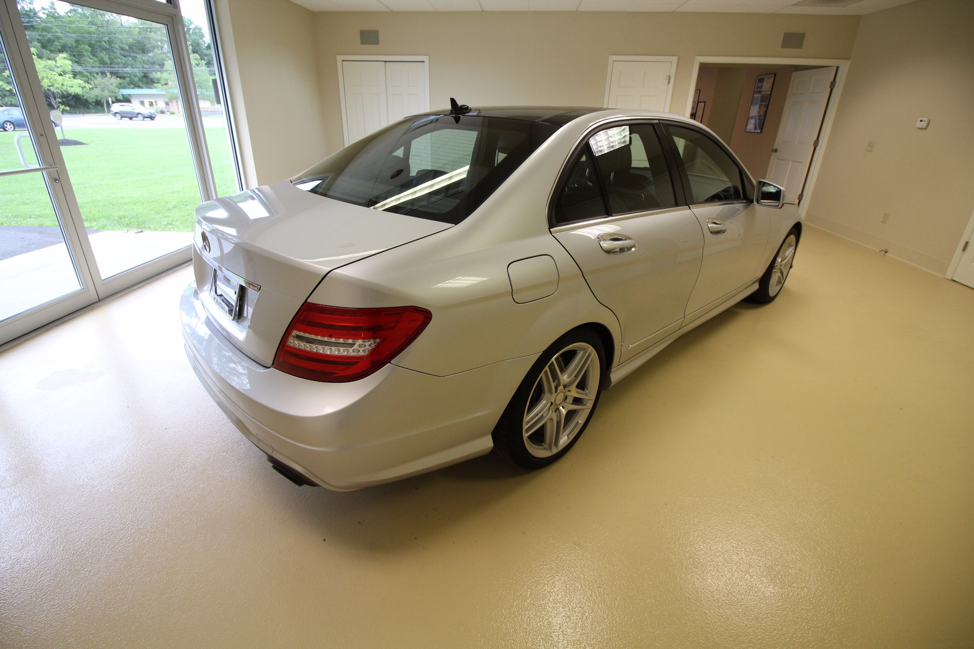 2012 mercedes benz c300 sport 4matic sport 4matic stock for Mercedes benz albany ny
