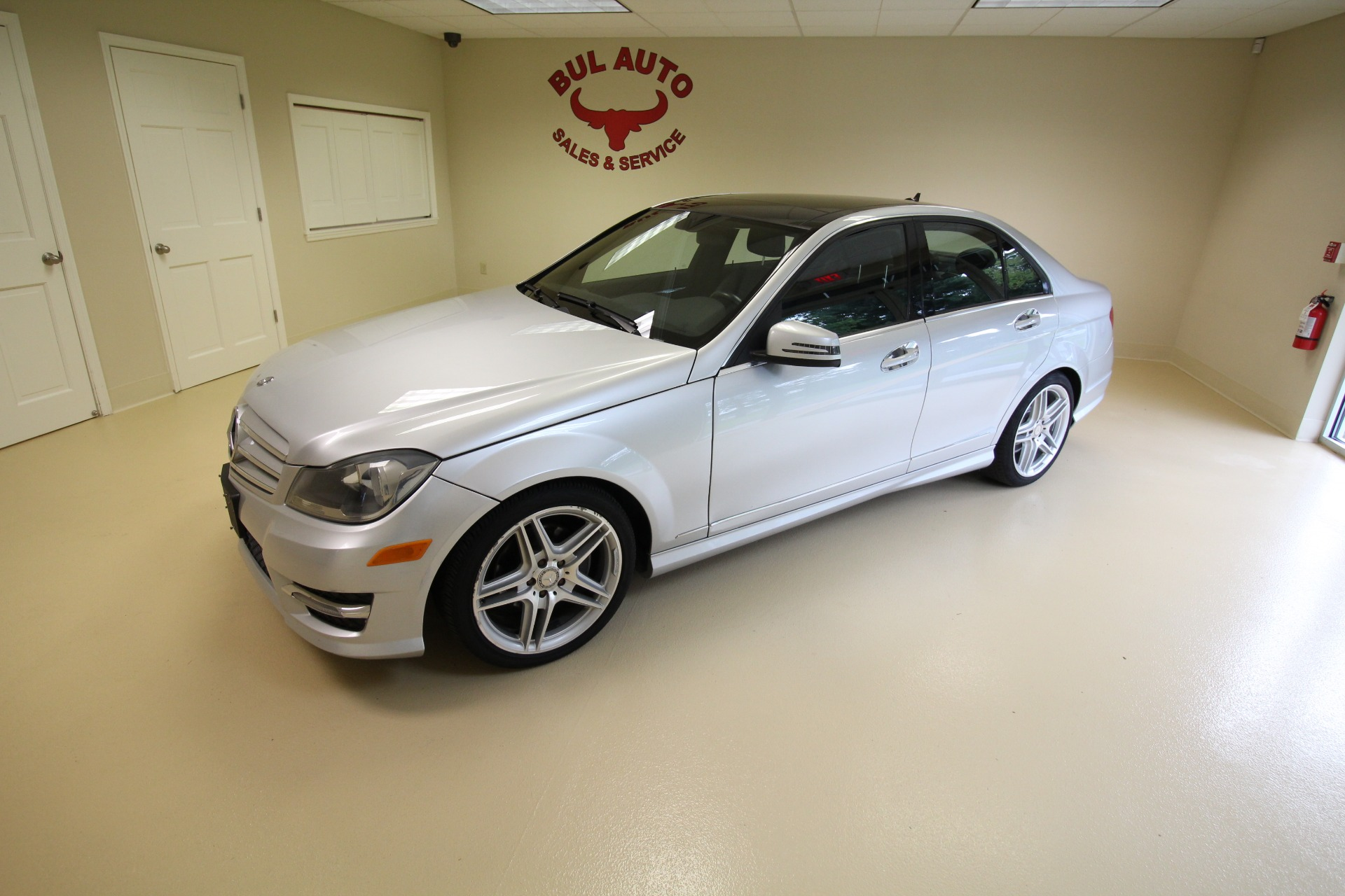 2012 mercedes benz c300 sport 4matic sport 4matic stock for Mercedes benz for sale ny