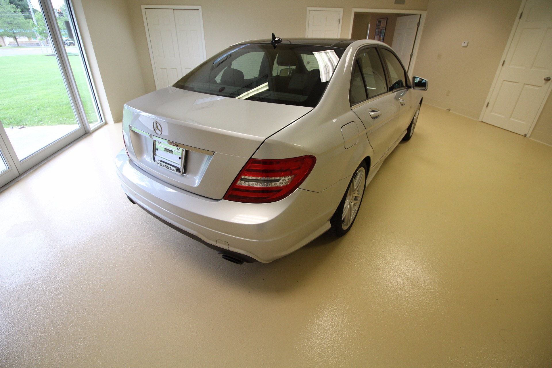 2012 mercedes benz c300 sport 4matic sport 4matic stock for Albany mercedes benz