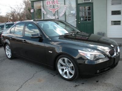 Used 2006 BMW 5 Series-Albany, NY