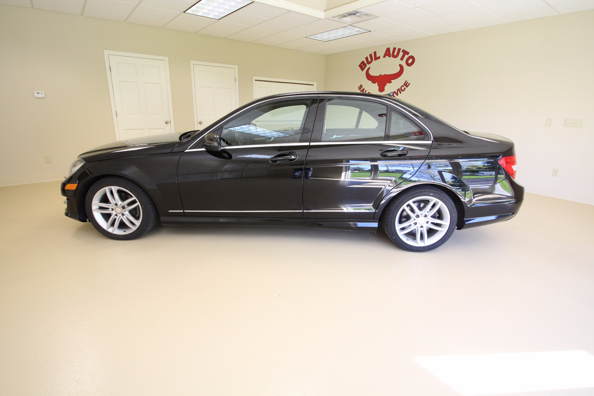 2012 mercedes benz c class c300 4matic sport sedan stock for Albany mercedes benz