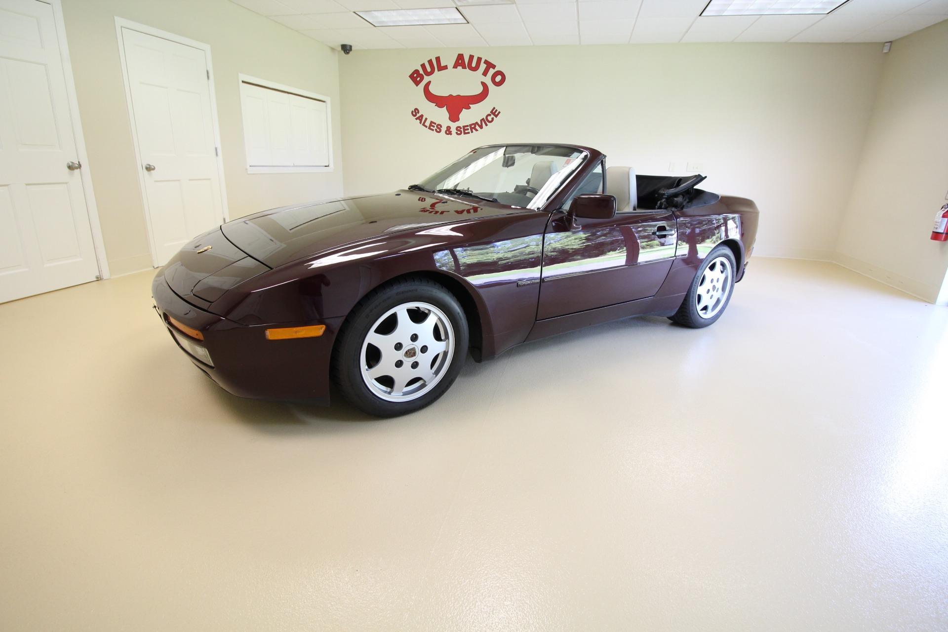 Used 1990 Porsche 944 S2 Cabriolet | Albany, NY