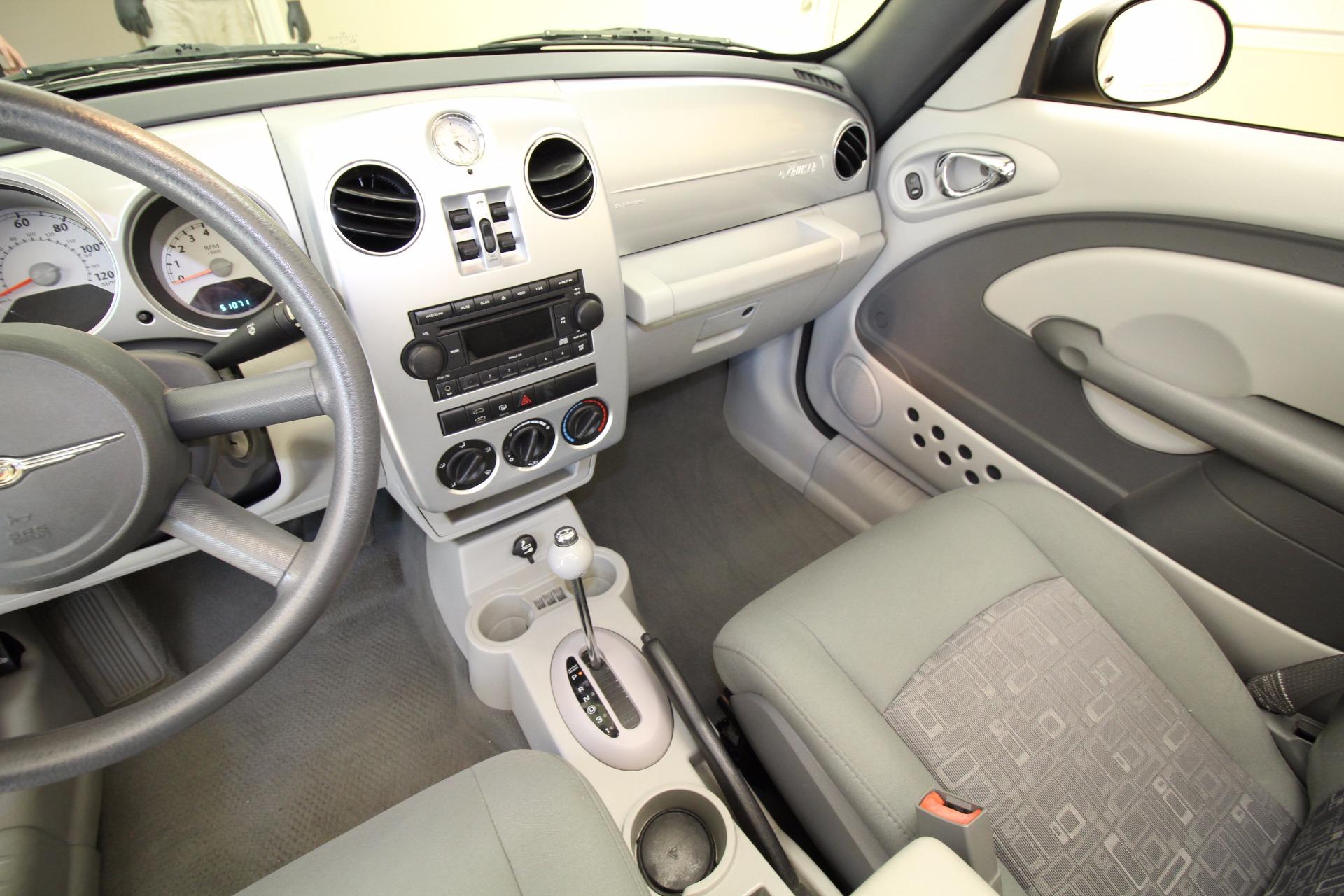 Used 2007 Chrysler PT Cruiser Convertible | Albany, NY