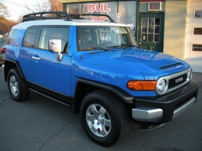 Used 2008 Toyota FJ Cruiser-Albany, NY