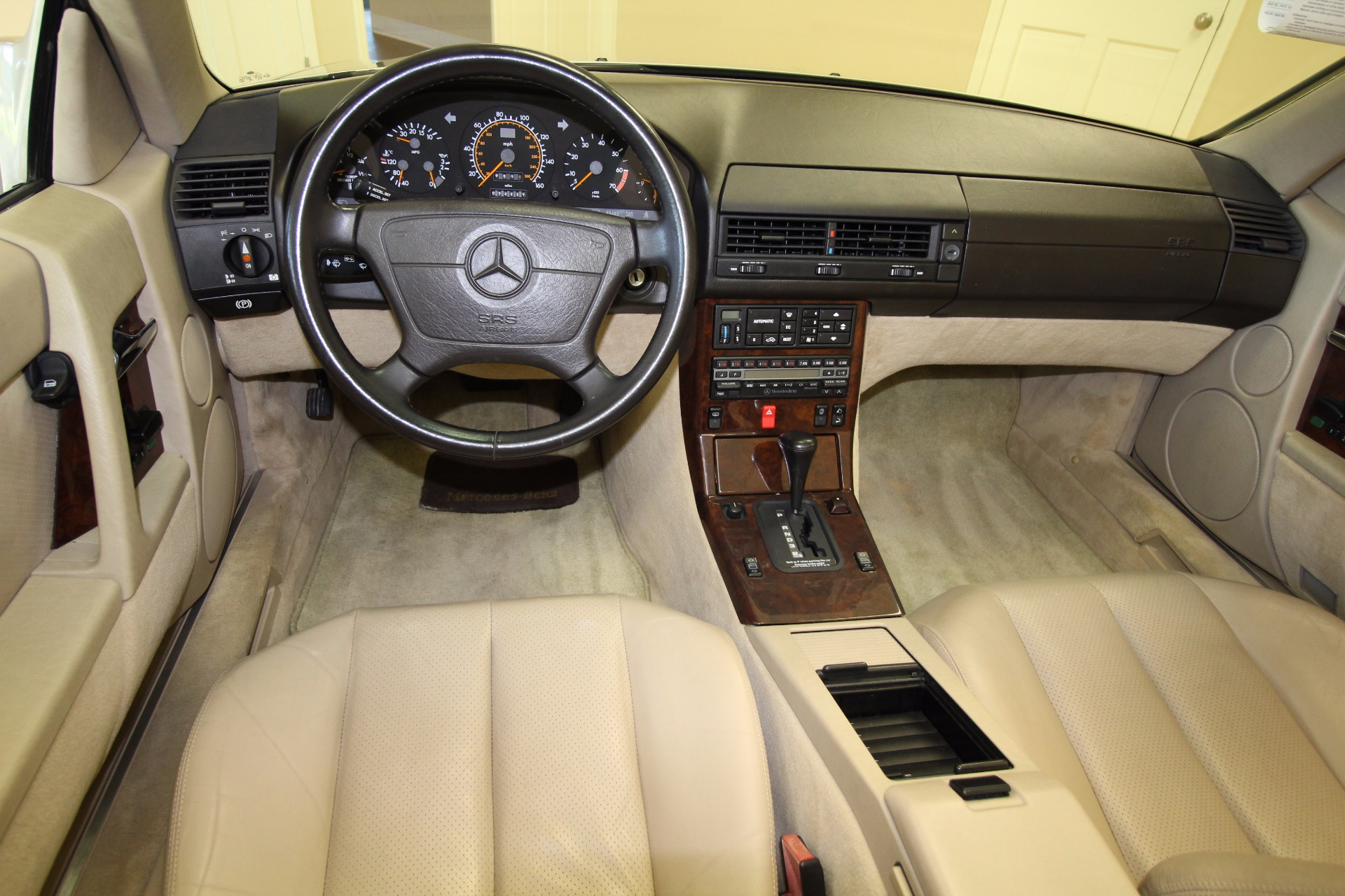 Used 1992 Mercedes-Benz SL-Class 500SL coupe | Albany, NY