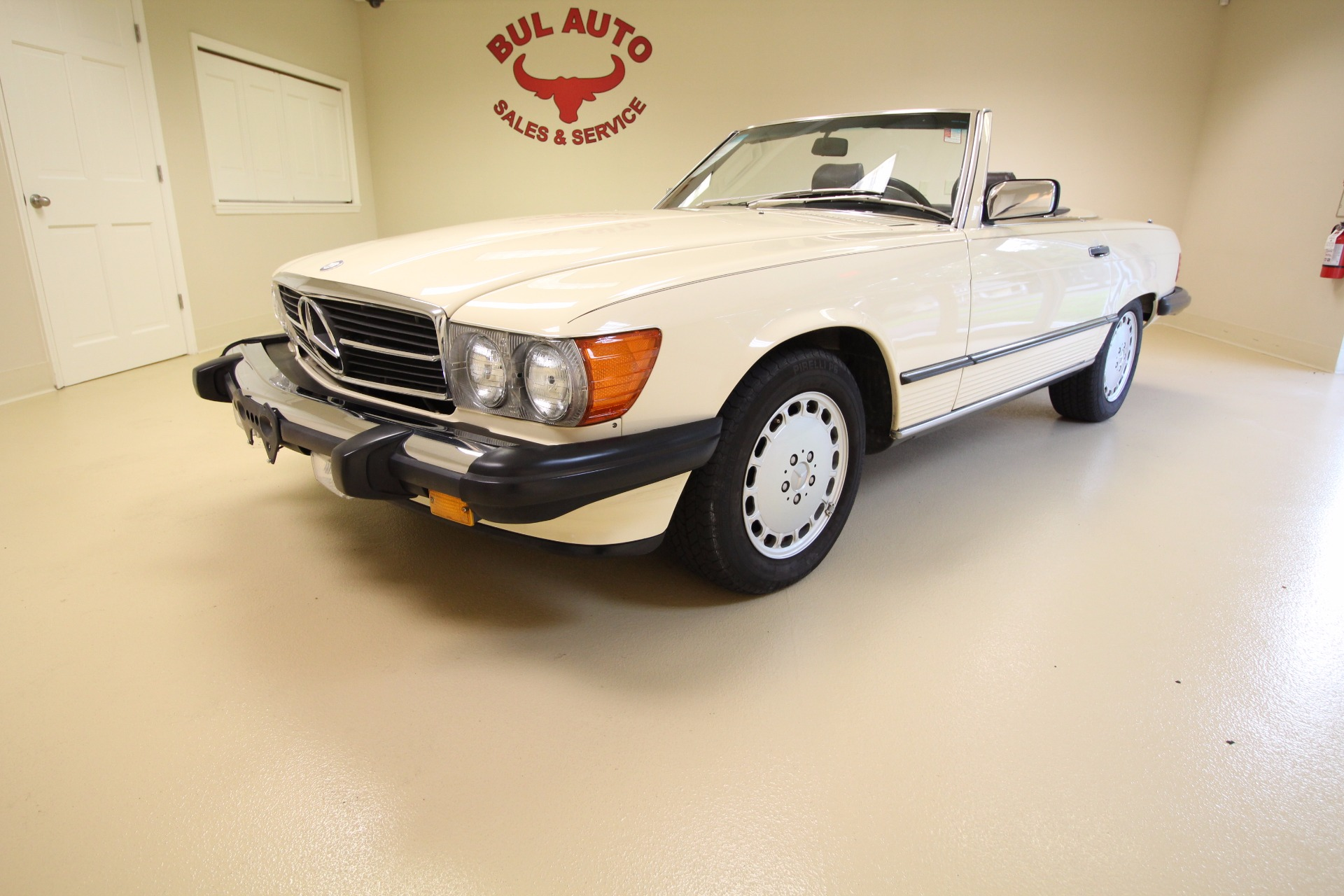 Used 1989 Mercedes-Benz 560 SL coupe | Albany, NY