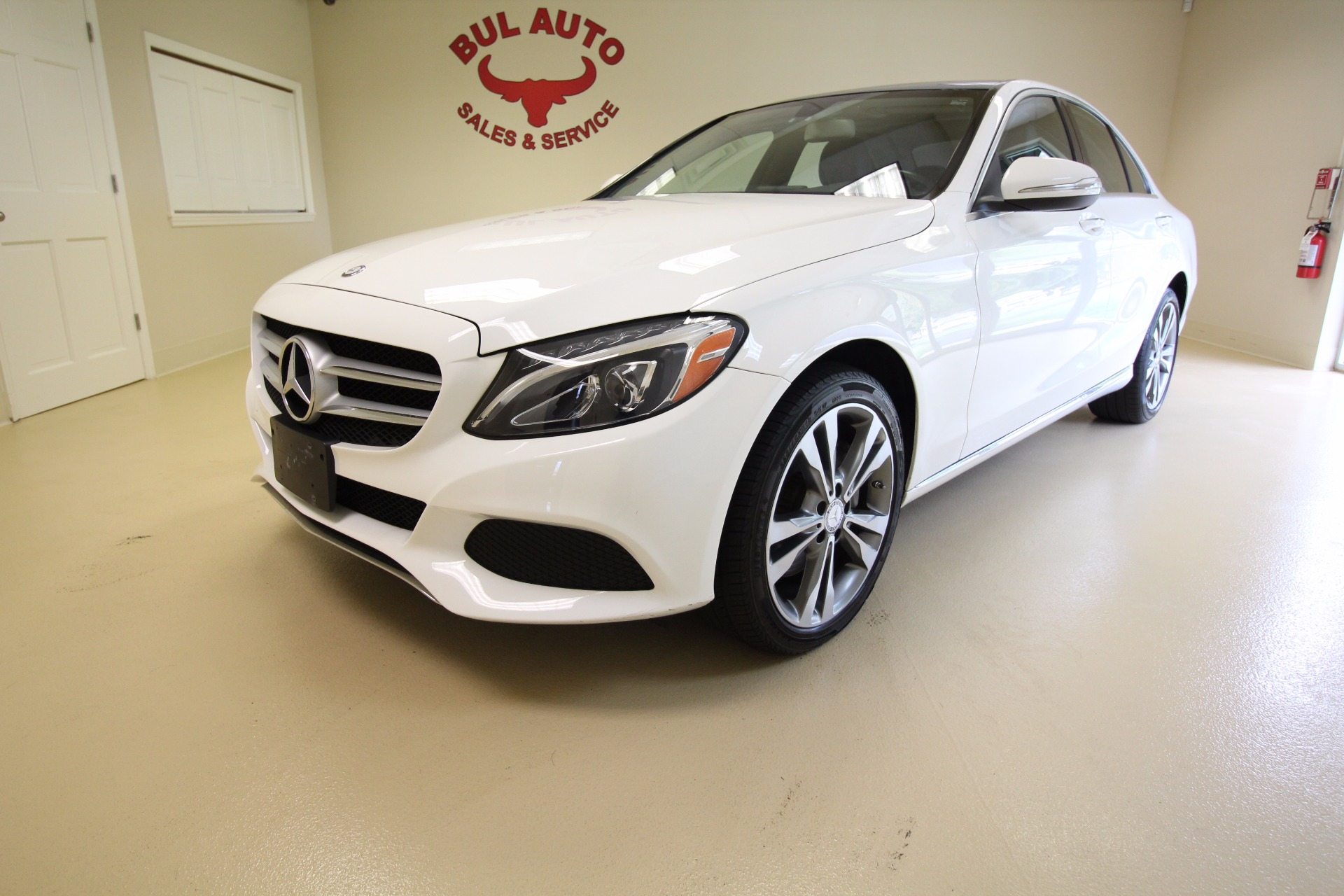 2015 mercedes benz c class c300 4matic sedan stock 17198 for Albany mercedes benz
