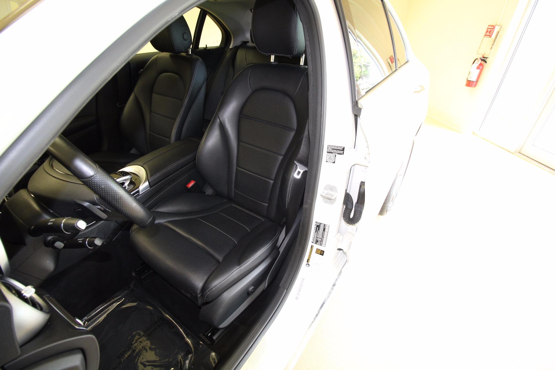 2015 Mercedes Benz C Class C300 4matic Sedan Stock 17198