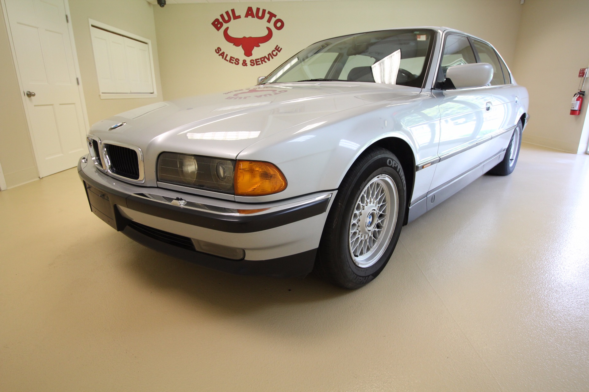 1997 bmw 7 series 740il stock 16311 for sale near albany. Black Bedroom Furniture Sets. Home Design Ideas