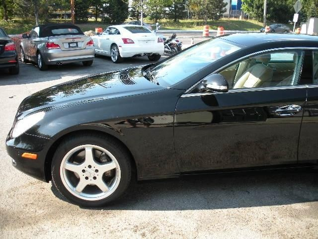 Used 2006 Mercedes-Benz CLS-Class CLS500 | Albany, NY