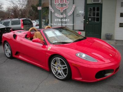 Used 2006 Ferrari F430 SPIDER F1-Albany, NY