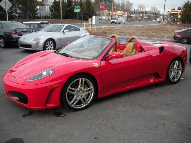 Used 2006 Ferrari F430 SPIDER F1 F1 Spider | Albany, NY