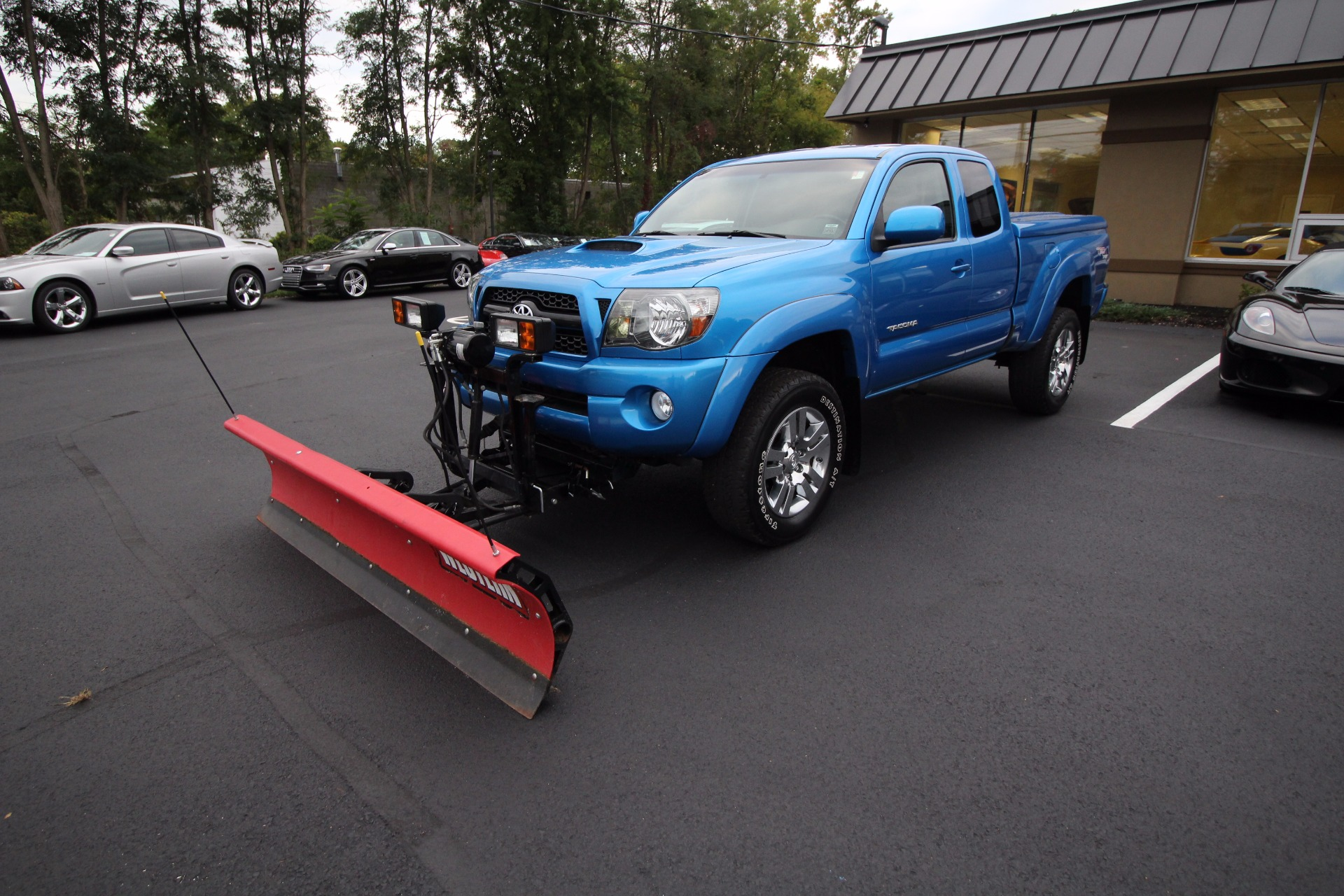 2011 Toyota Ta a Access Cab V6 Auto 4WD Stock for sale