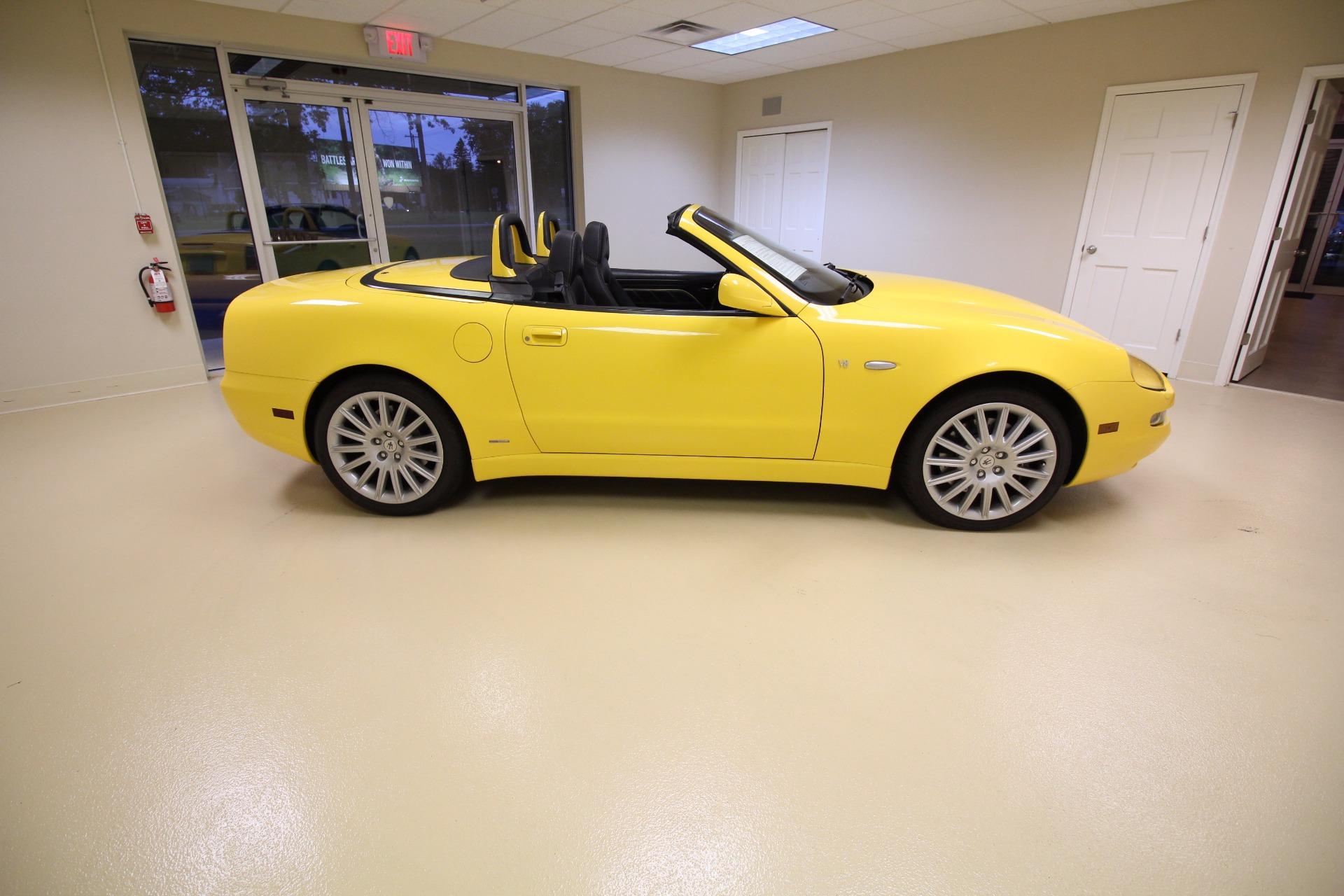 Used 2003 Maserati Spyder Cambiocorsa | Albany, NY