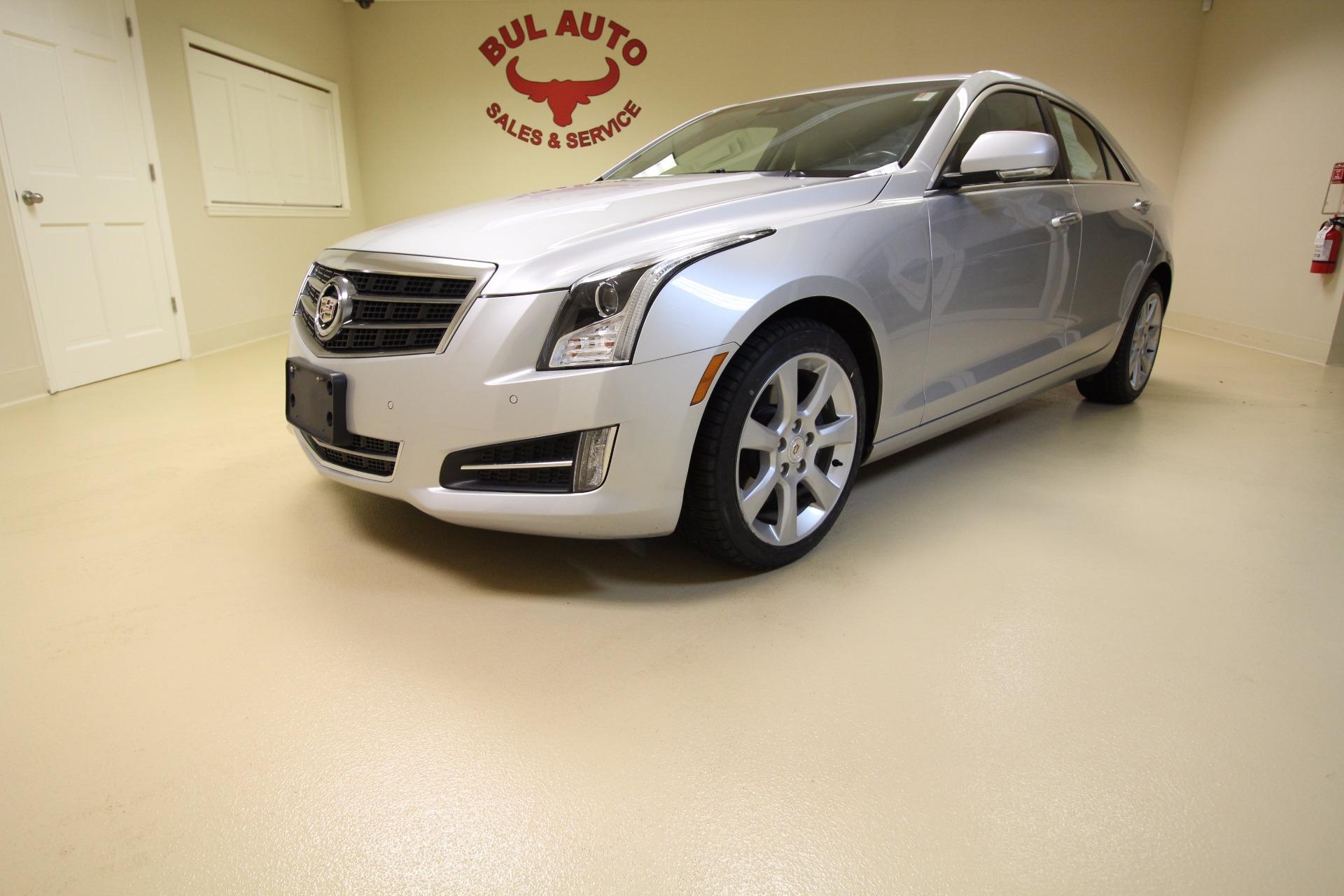 Cadillac ATS L Performance AWD Stock For Sale Near - Cadillac dealers ny