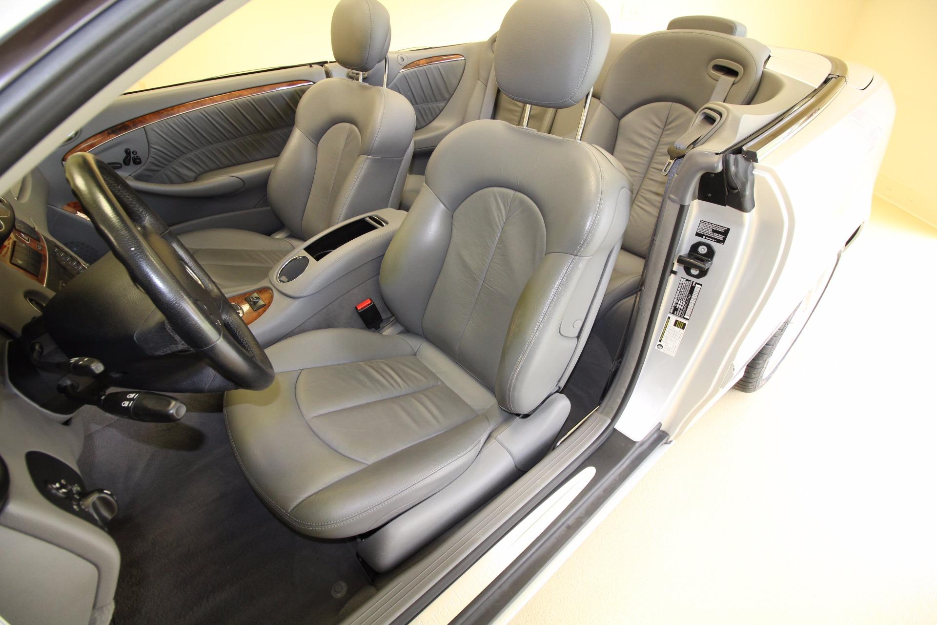 Used 2007 Mercedes-Benz CLK-Class CLK350 Cabriolet   Albany, NY