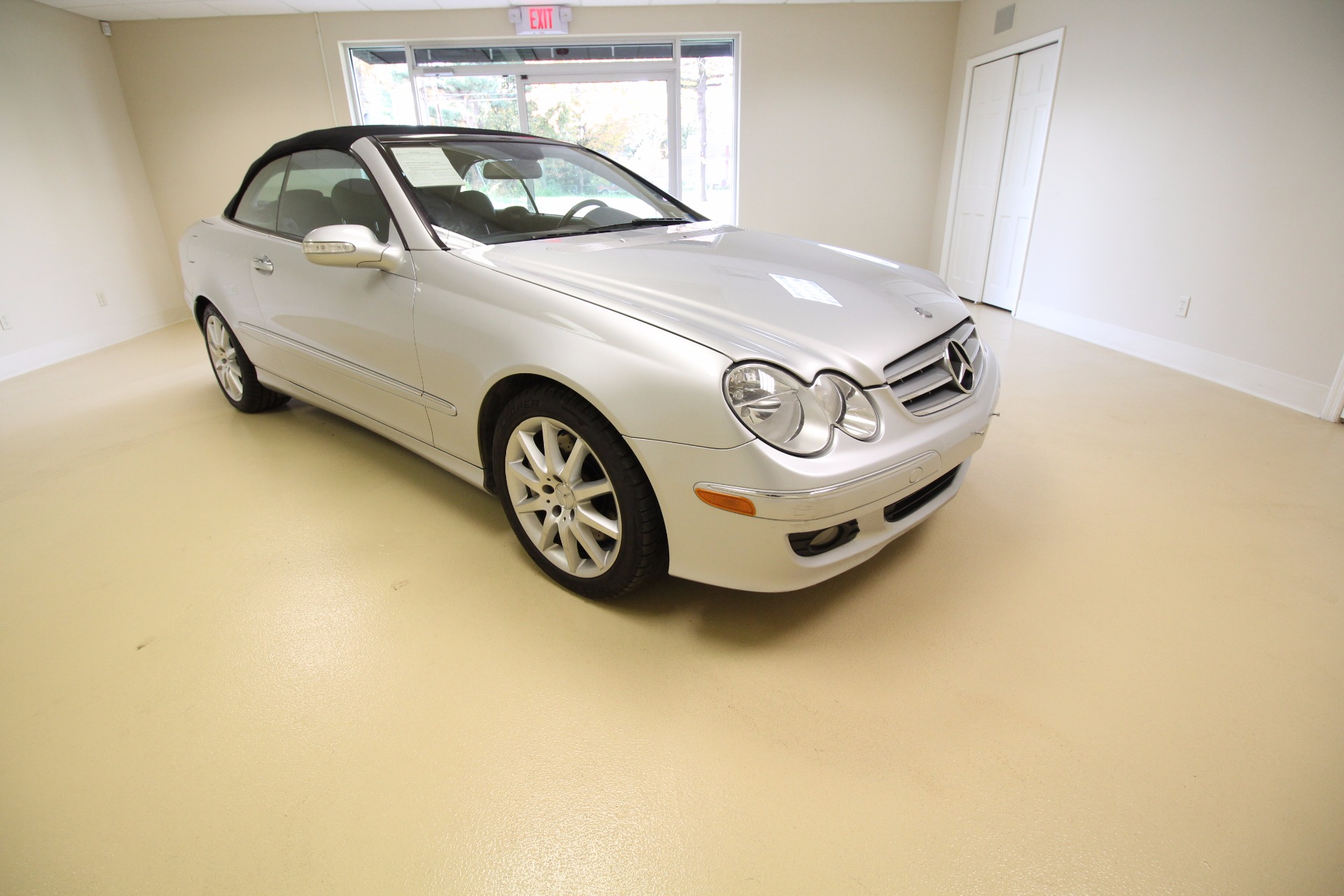 Used 2007 Mercedes-Benz CLK-Class CLK350 Cabriolet | Albany, NY