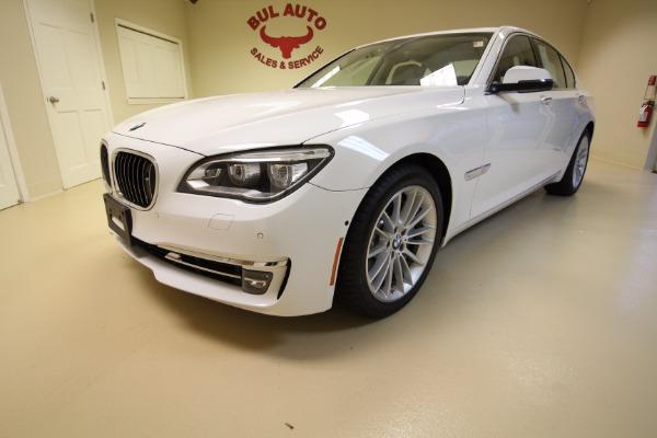 Used 2014 BMW 7-Series-Albany, NY