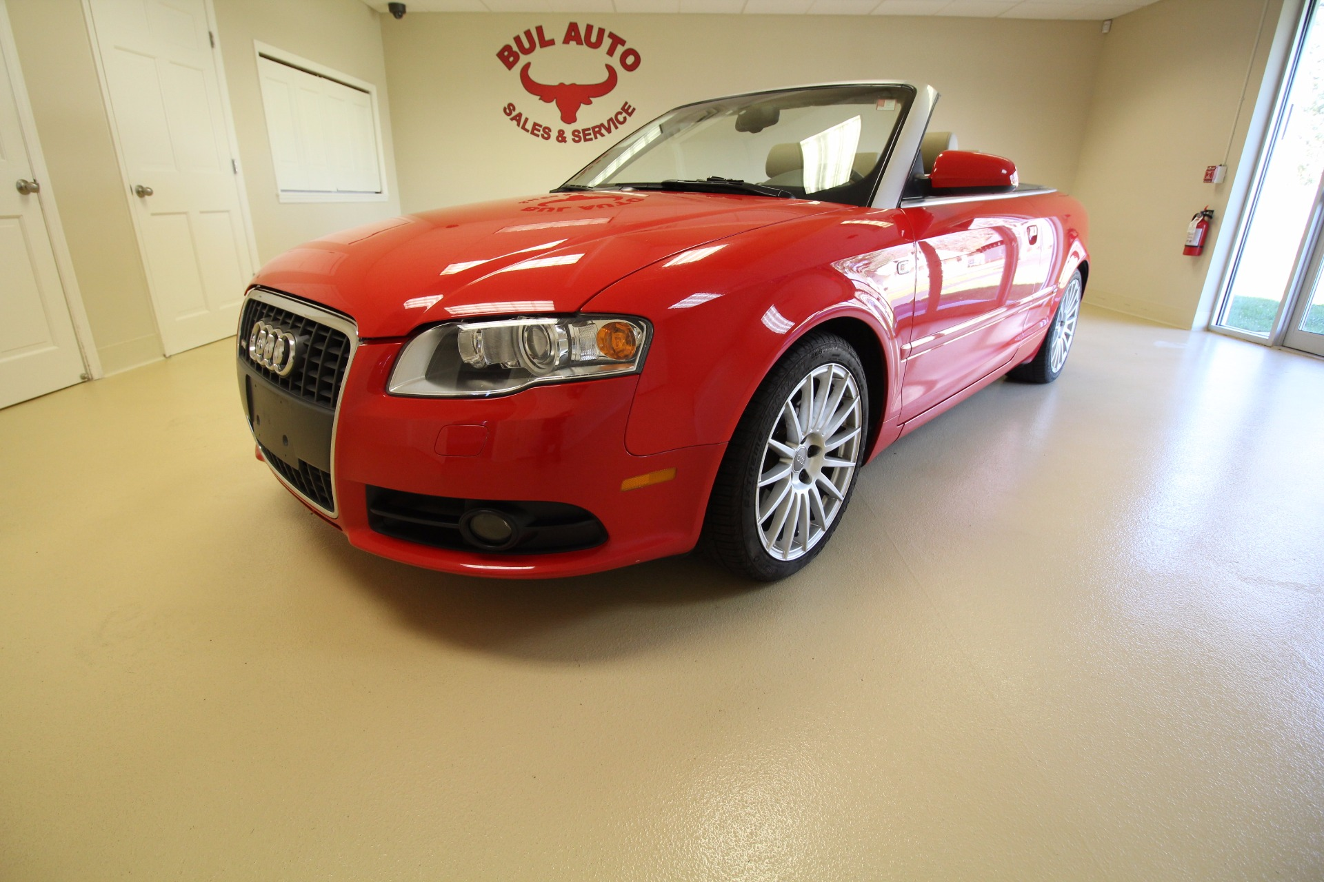 Audi A Cabriolet Quattro With Tiptronic Stock For - Audi of albany