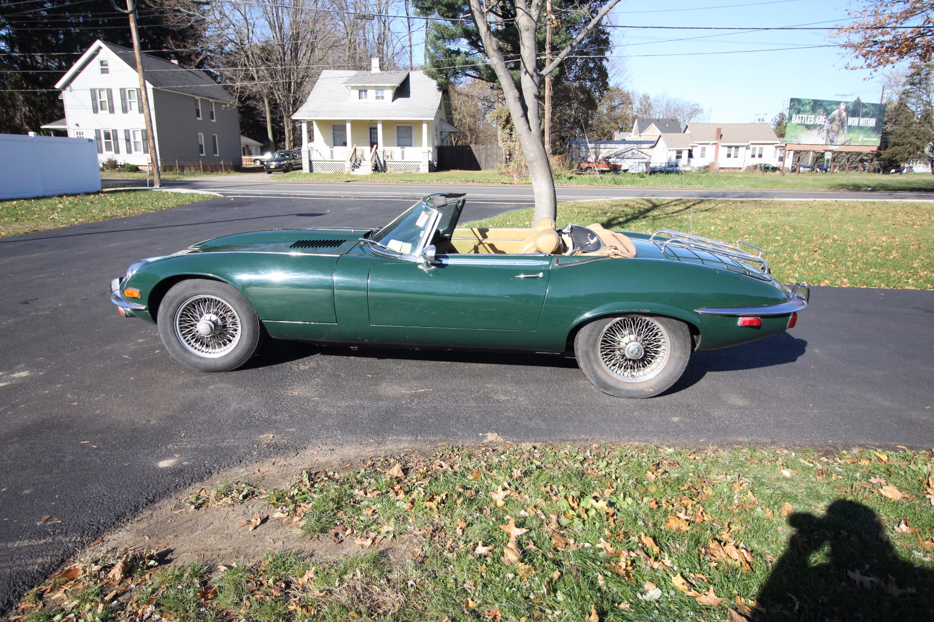 jaguar sale trailer two e november bring sold on coupe xke listing a bat owner for lot auctions type