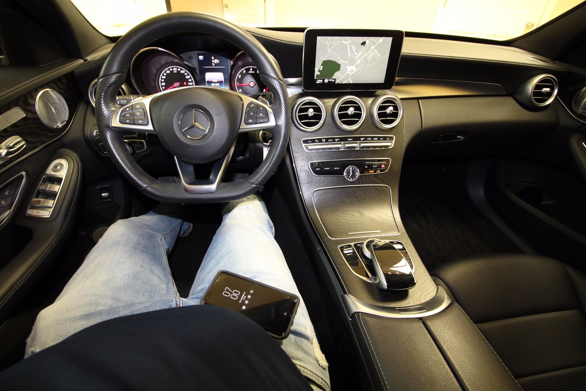2015 Mercedes-Benz C-Class C300 4MATIC Sedan Stock # 17223