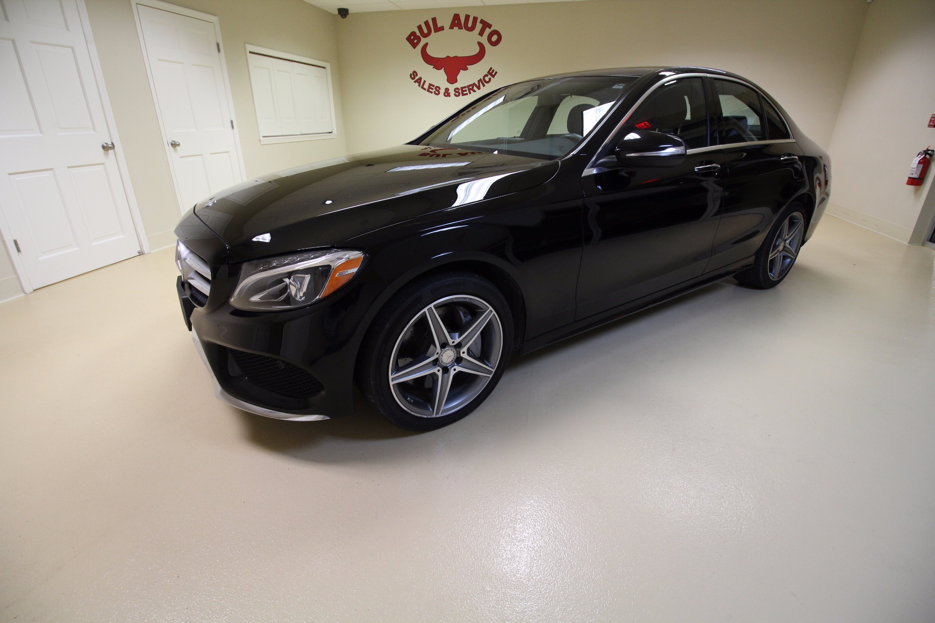 2015 mercedes benz c class c300 4matic sedan stock 17223 for Albany mercedes benz