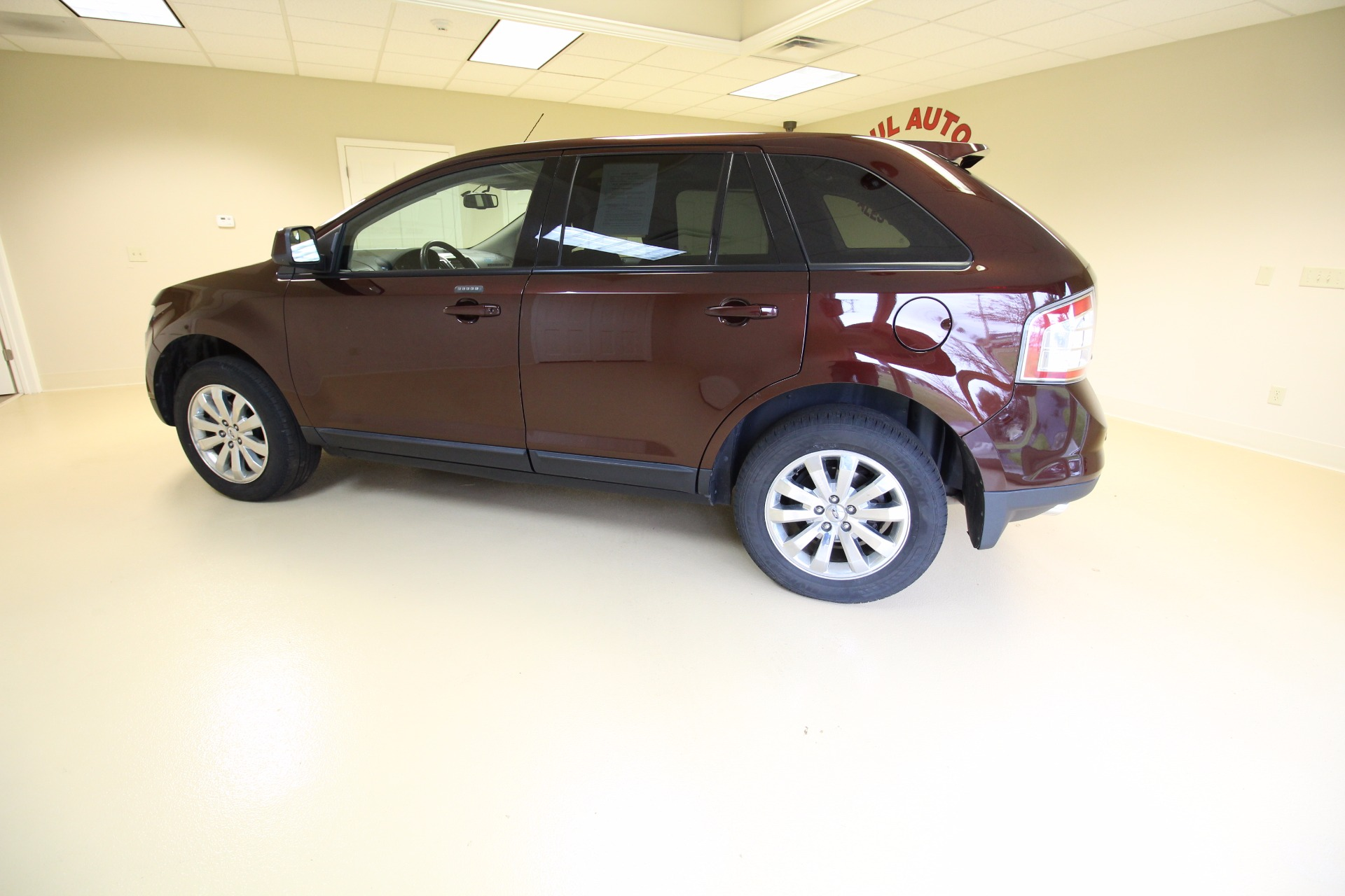 2010 ford edge sel awd stock 17230 for sale near albany. Black Bedroom Furniture Sets. Home Design Ideas