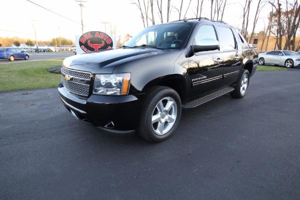 Used 2013 Chevrolet Avalanche-Albany, NY