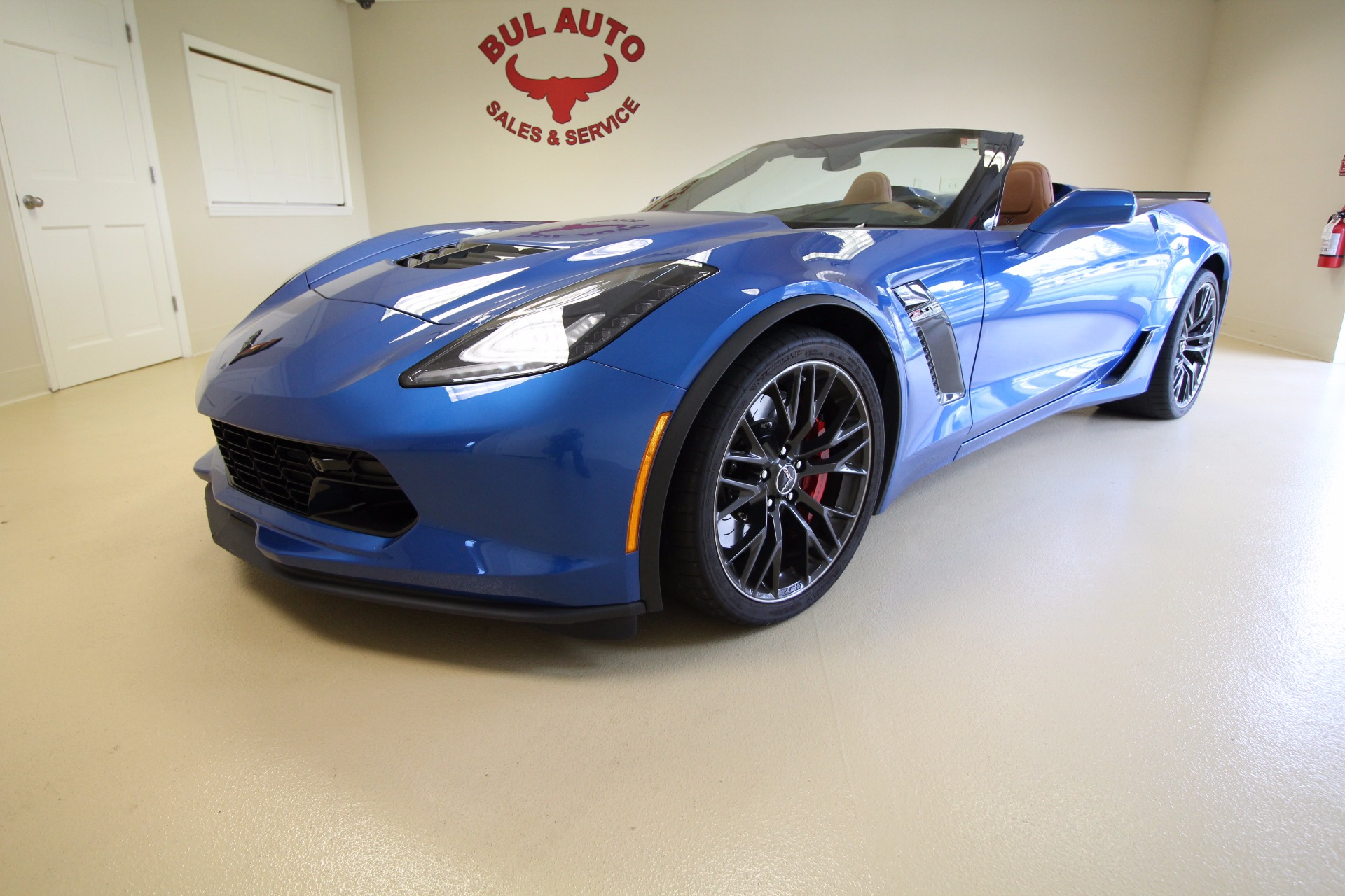 2016 chevrolet corvette 2lz z06 convertible stock 17233 for sale near albany ny ny. Black Bedroom Furniture Sets. Home Design Ideas