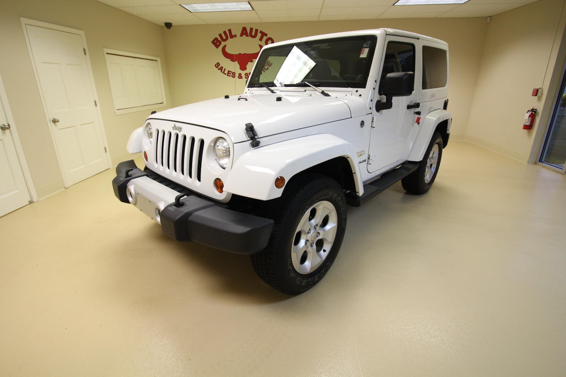 Used 2013 Jeep Wrangler Sahara 4WD | Albany, NY
