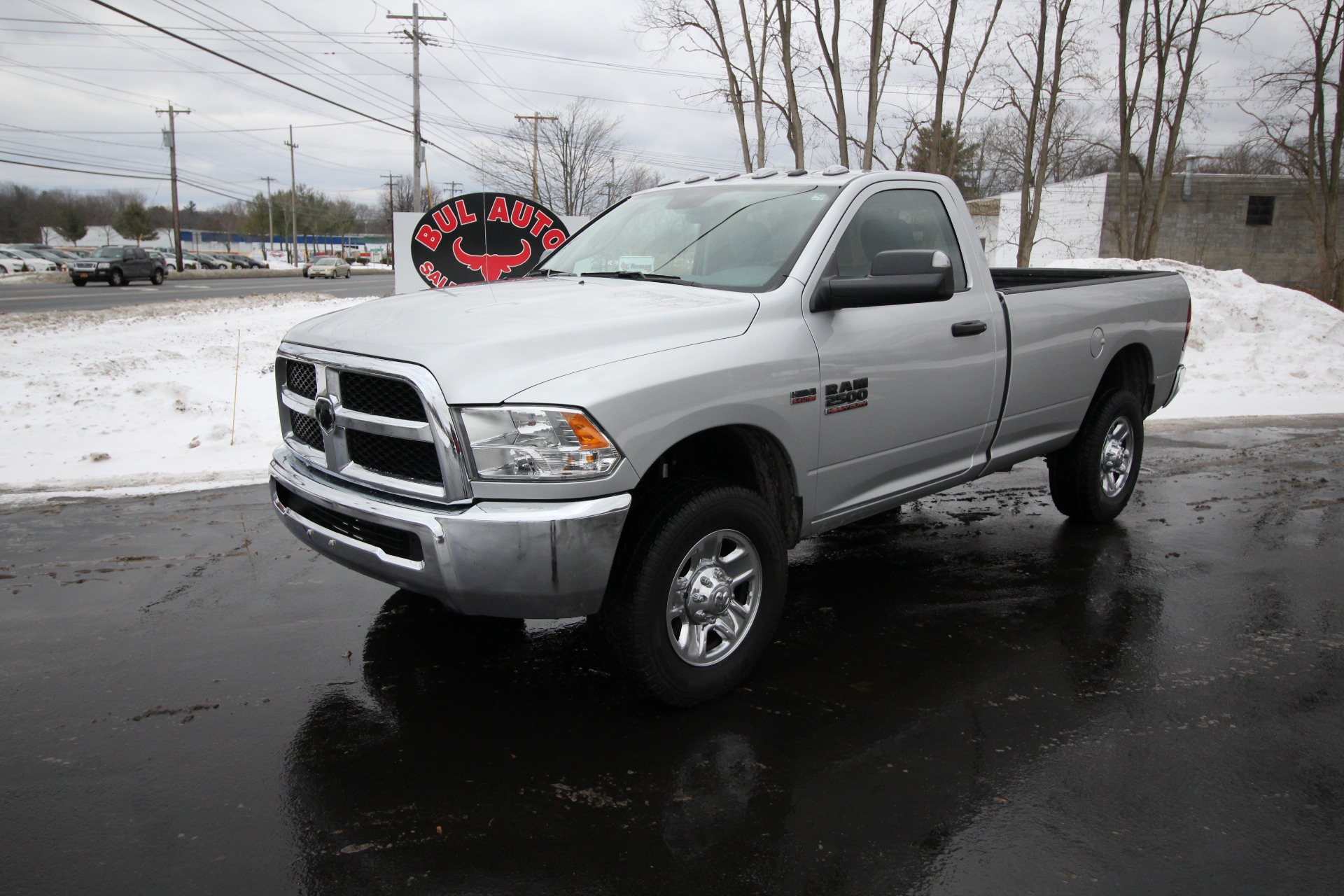 2016 ram 2500 tradesman regular cab 4wd stock 17242 for sale near albany ny ny ram dealer. Black Bedroom Furniture Sets. Home Design Ideas
