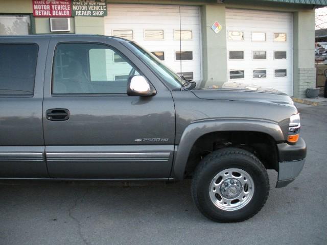 Used 2001 Chevrolet Silverado 2500HD LS | Albany, NY