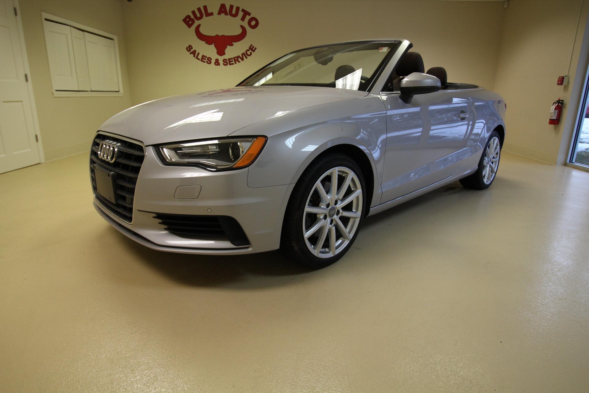 Audi A T Premium Plus Cabriolet Quattro S Tronic Stock - Audi dealers ny