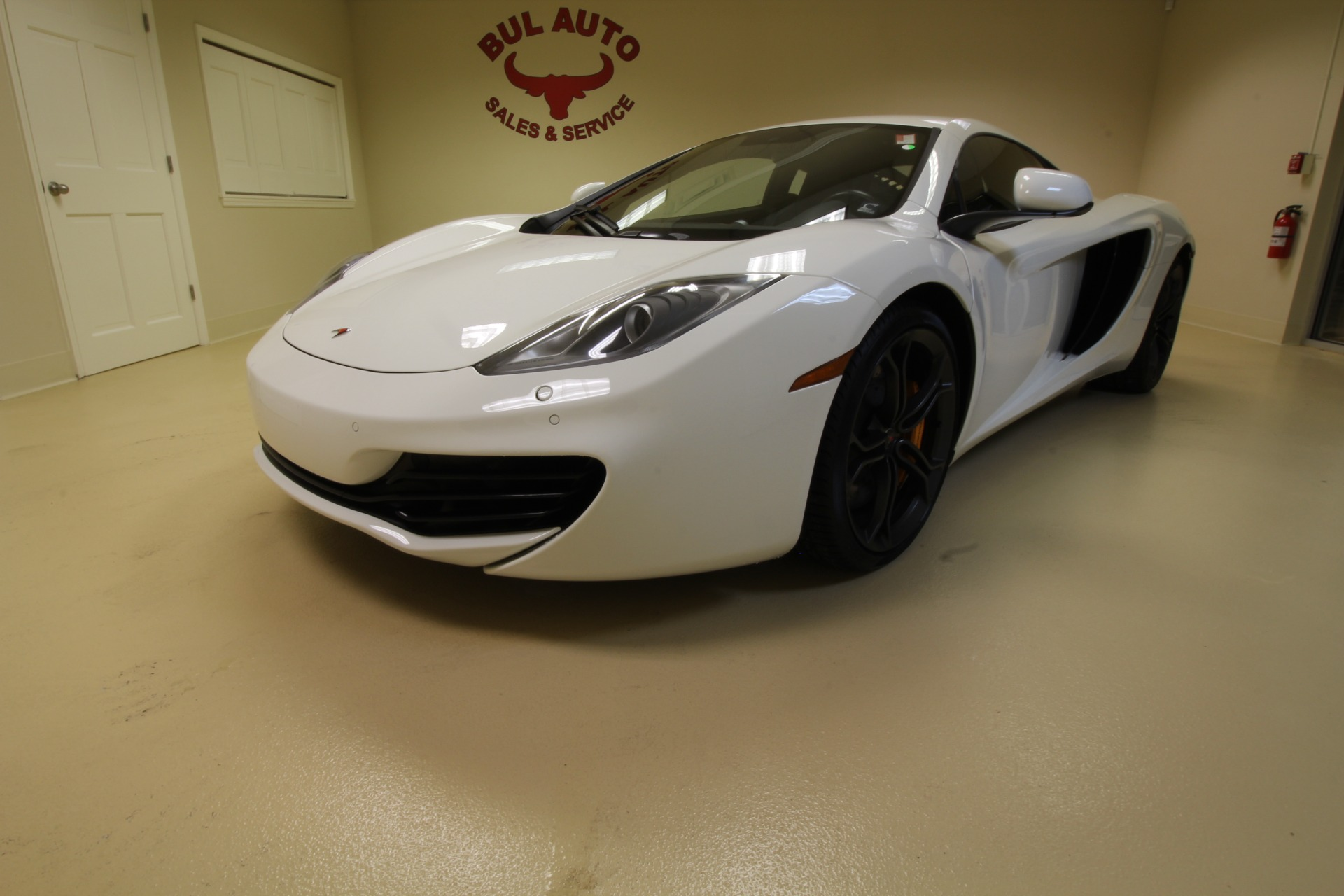 2012 mclaren mp4 12c base stock 18011 for sale near. Black Bedroom Furniture Sets. Home Design Ideas
