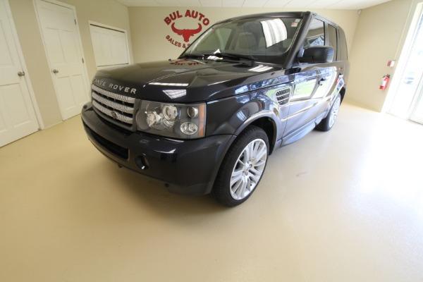 Used 2009 Land Rover Range Rover Sport-Albany, NY