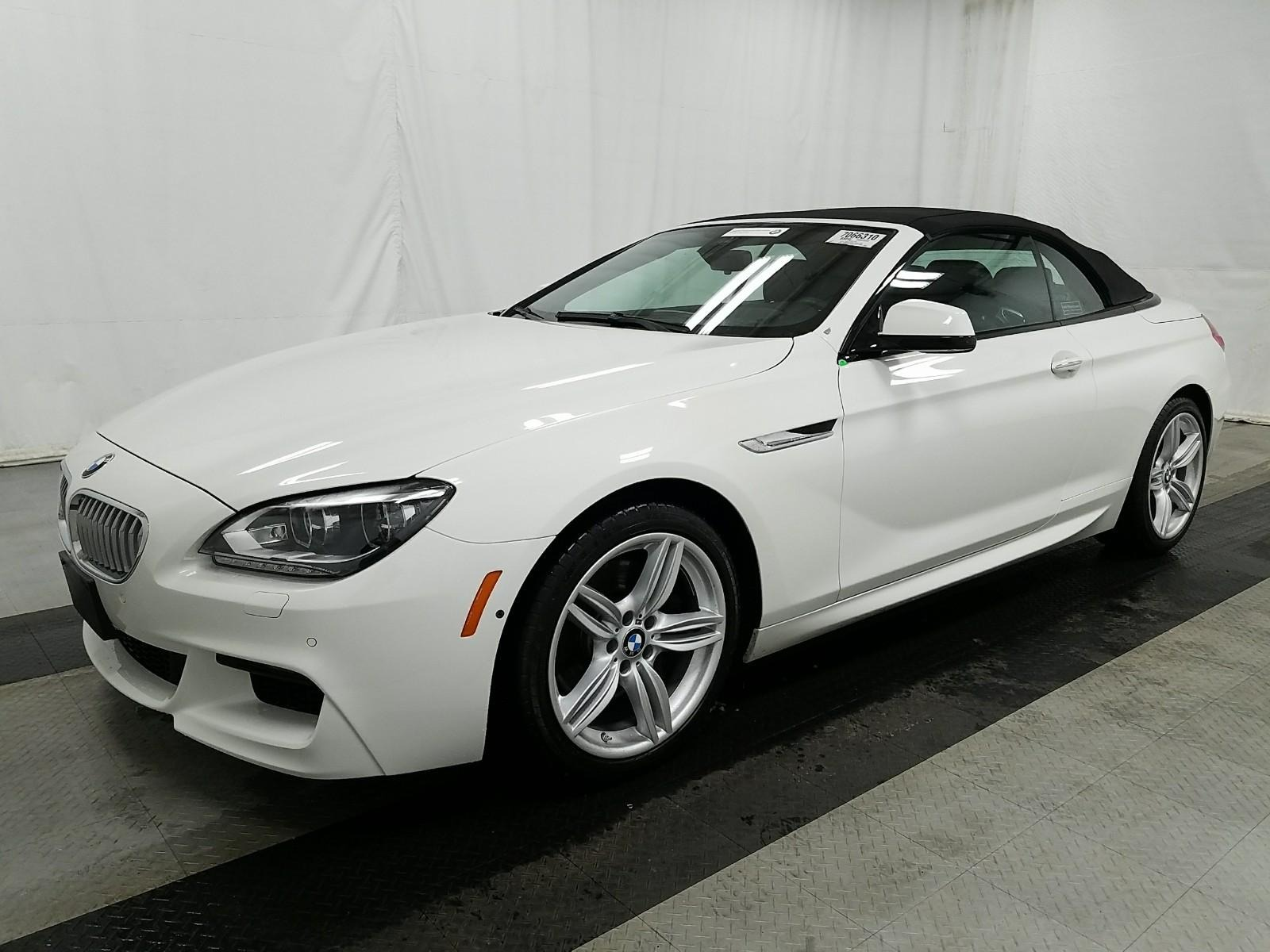 Used BMW Series For Sale Albany NY CarGurus - Bmw 6 series convertible white