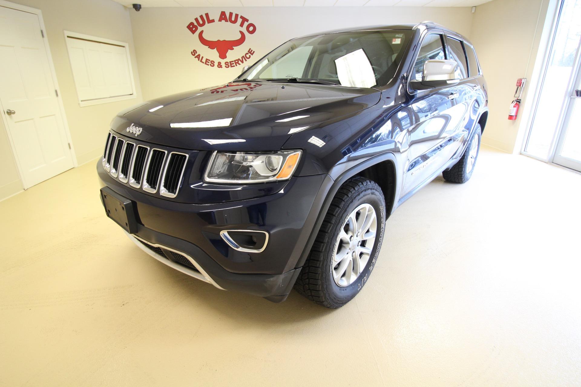 Great Used 2014 Jeep Grand Cherokee Limited 4WD | Albany, NY