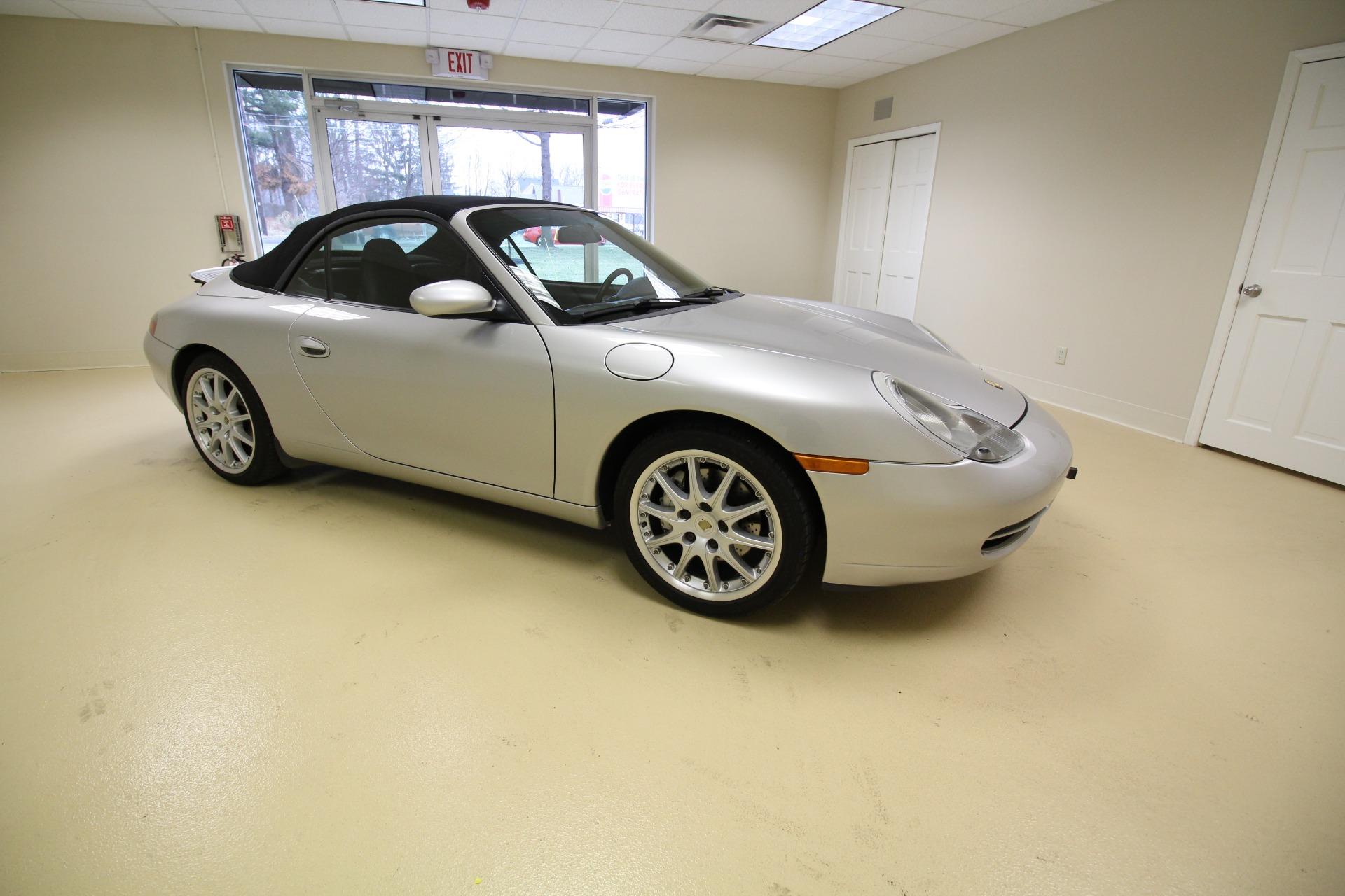 Used 2001 Porsche 911 Carrera 4 Cabriolet | Albany, NY