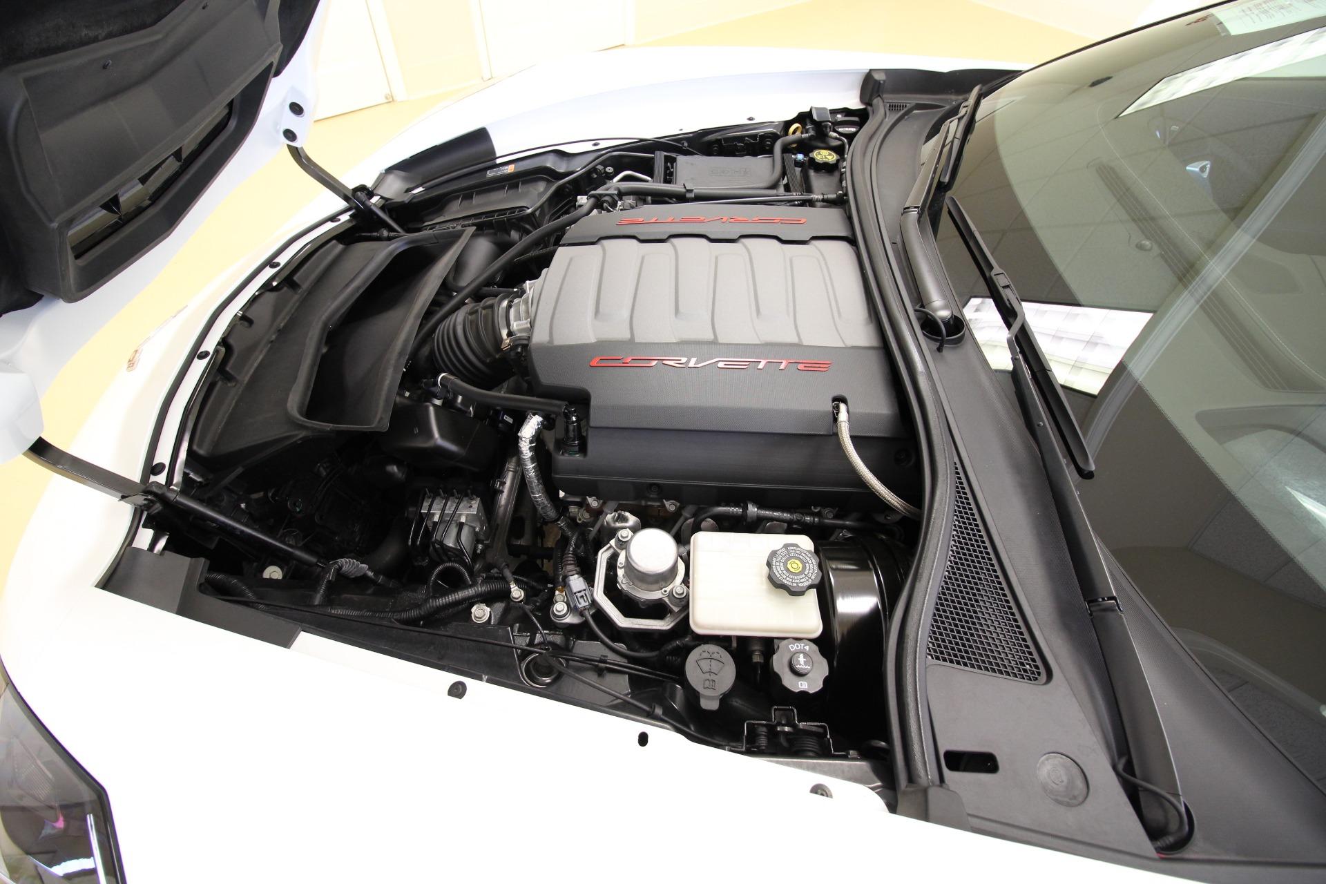 2014 chevrolet corvette stingray z51 2lt coupe manual