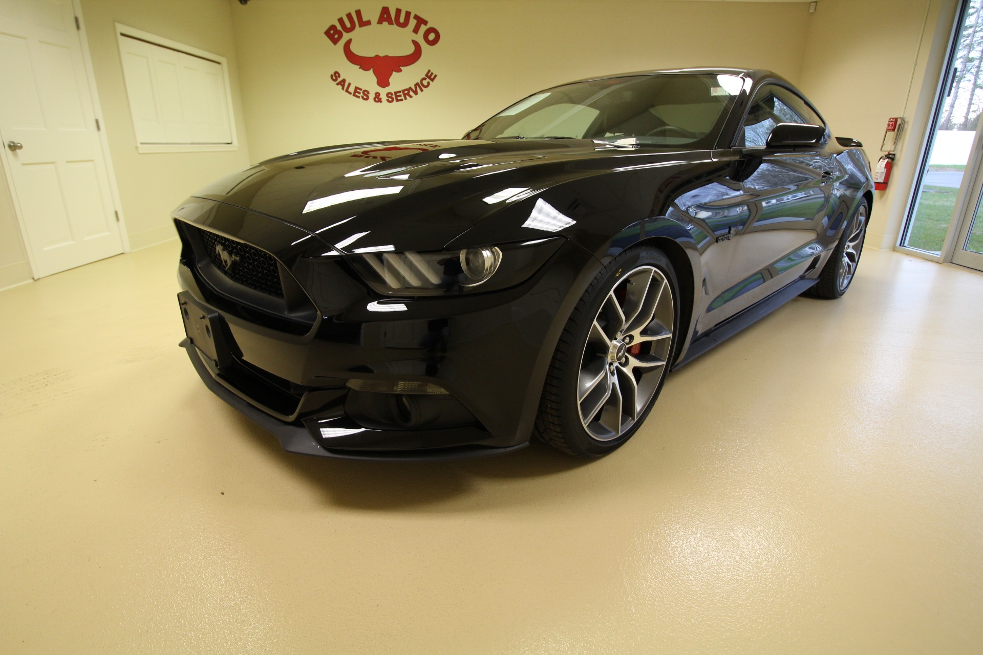 2015 ford mustang gt premium coupe stock 18081 for sale near